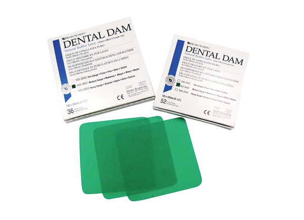 HS-kofferdam DENTAL DAM
