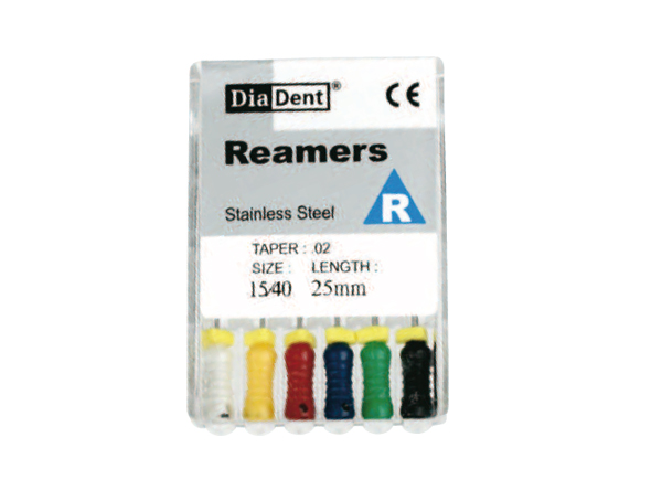 DiaDent Reamers / NiTi Reamers