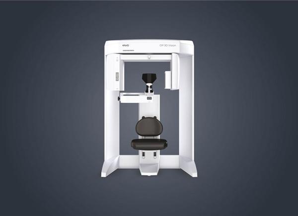 KaVo 3D CBCT rentgen OP Vision