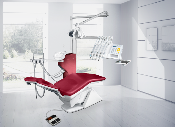 Ritter zubní souprava Contact Lite Comfort