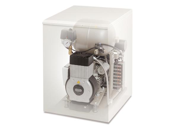 Dentální kompresor Ekom DK 50-10 S