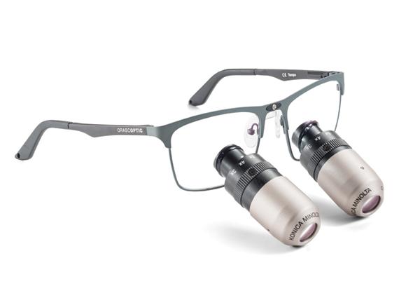 ORASCOPTIC™ lupové brýle Eyezoom™
