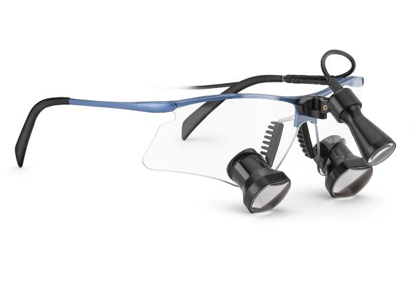 Q-OPTICS lupové brýle galilejský typ