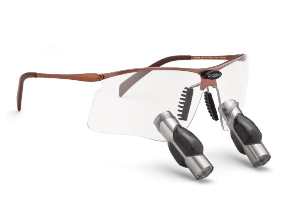 Q-OPTICS lupové brýle prizmatický typ
