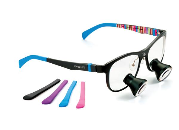 ORASCOPTIC™ lupové brýle RDH Elite