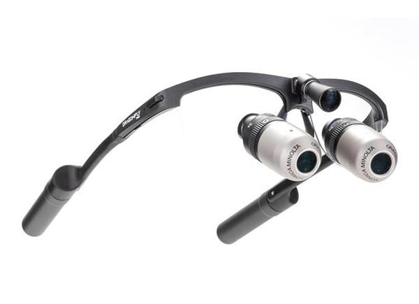 ORASCOPTIC™ lupové brýle Eyezoom™ Mini