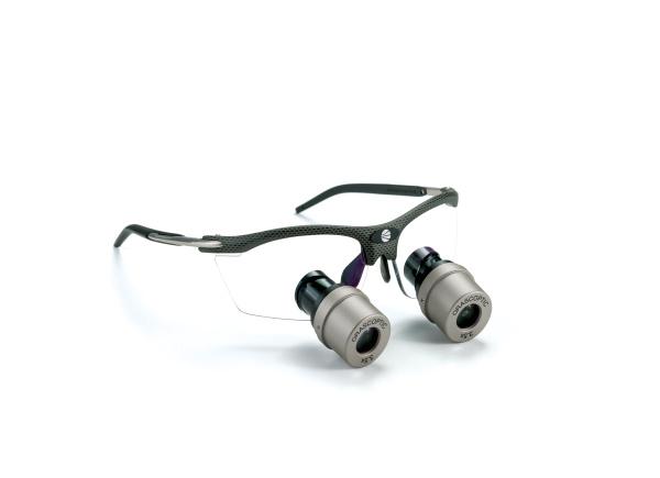 ORASCOPTIC™ lupové brýle HDL 3.5 Prisms