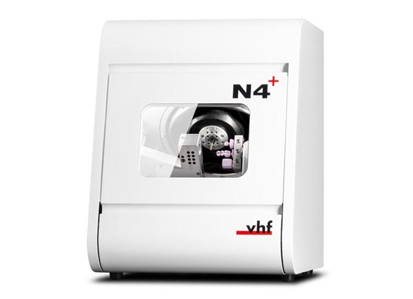 VHF CAD/CAM frézovací jednotka N4+