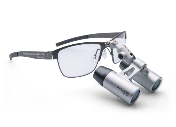 Swarovski Optik lupové brýle SV UP iMag 4,5