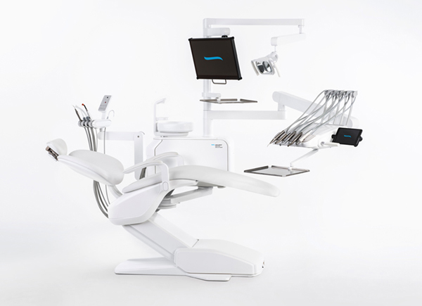 DIPLOMAT DENTAL zubní souprava Diplomat Model PRO