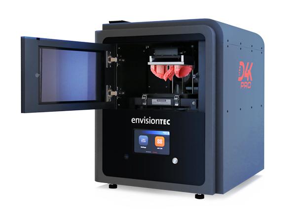 EnvisionTec 3D tiskárna D4K PRO