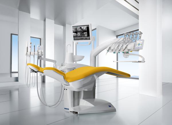 STERN WEBER zubní souprava S280TRC
