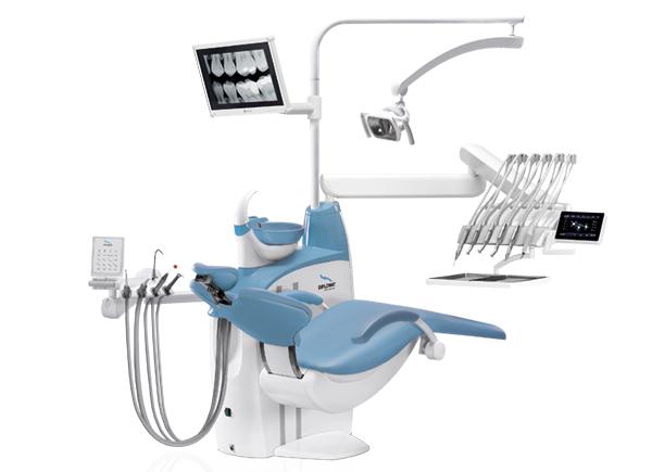 DIPLOMAT DENTAL zubní souprava Diplomat Adept DA 370 / DA 380