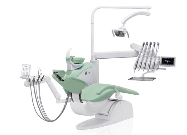 DIPLOMAT DENTAL zubní souprava Diplomat Consul DC 310 / Lux DL 210