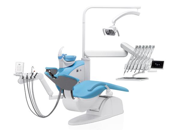 DIPLOMAT DENTAL zubní souprava Diplomat Consul DC 350 / Lux DL 320
