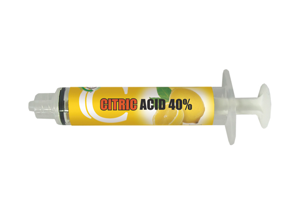 Citric Acid 40 %