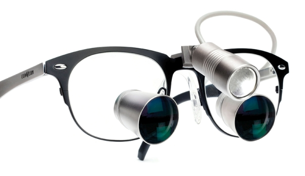 EXAM VISION lupové brýle Galilean HD