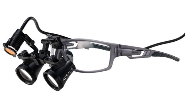 SELIGA lupové brýle Auctus