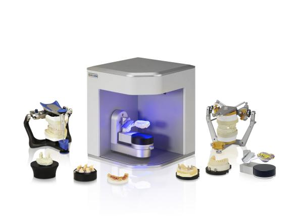 MEDIT laboratorní skener Identica Hybrid