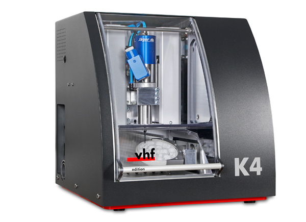 VHF CAD/CAM frézovací jednotka K4 edition