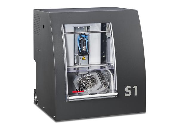 VHF CAD/CAM frézovací jednotka S1