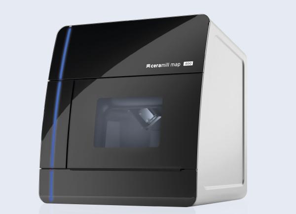 AMANN GIRRBACH laboratorní skener Ceramill MAP 400