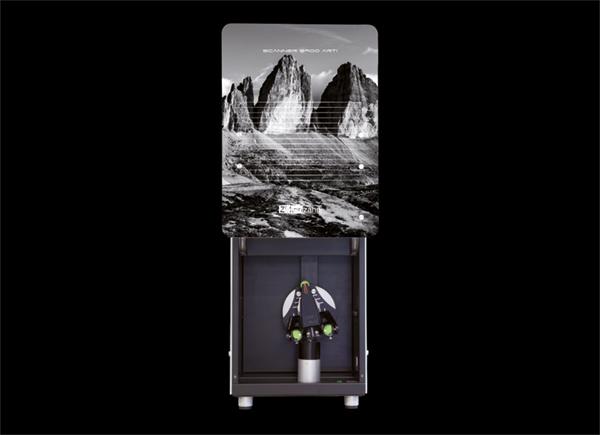 Zirkonzahn® laboratorní skener S900 ARTI Scanner